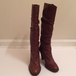 Via Spiga Boots 3 inch Heel